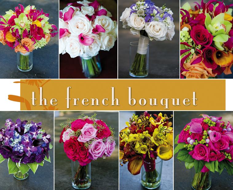 bright bold beautiful bouquets