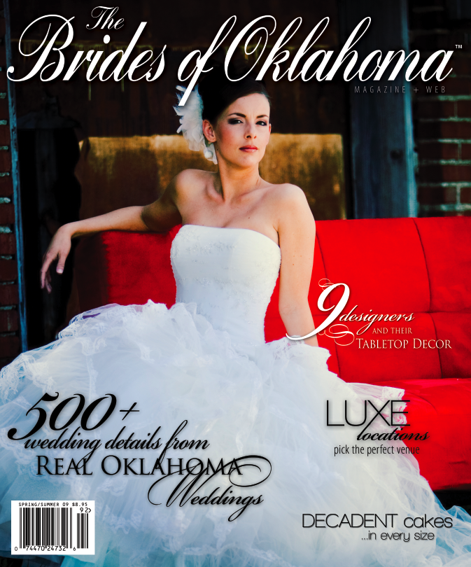 springsummer 2009 issue released–happy new year from the brides of oklahoma
