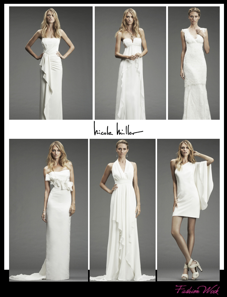 nicole miller–spring 2011 collection