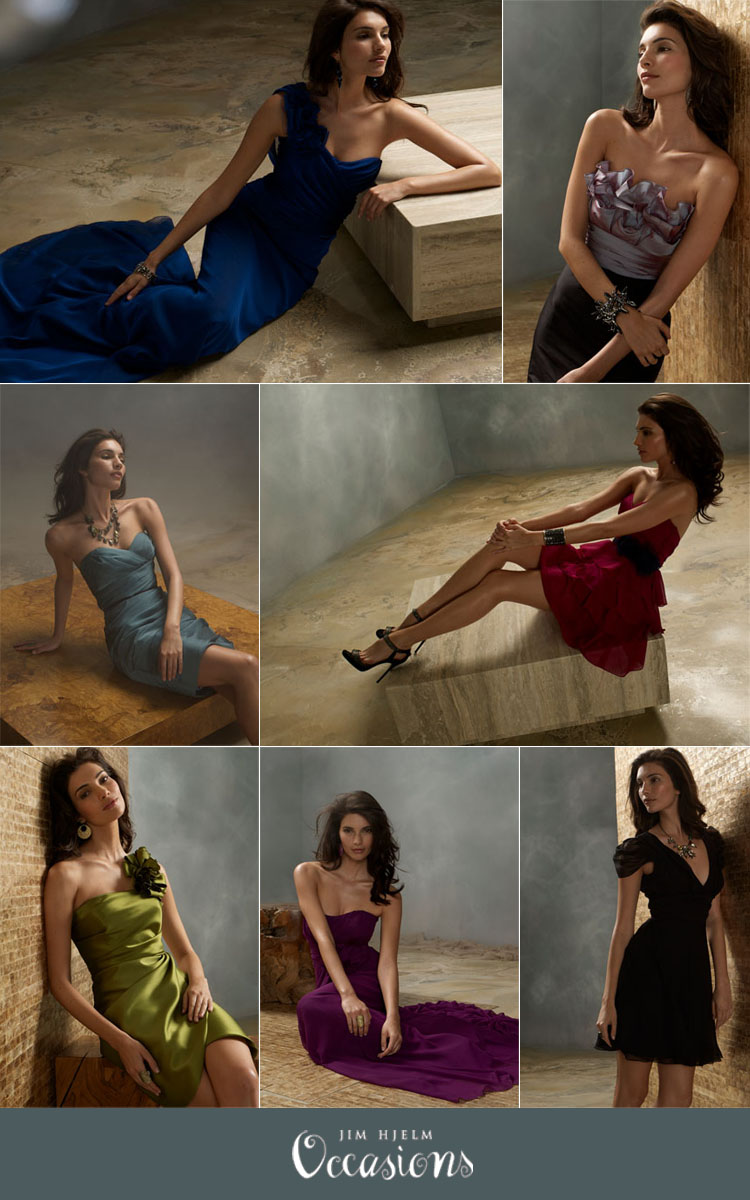 jim hjelm occasions — fall 2011 collection
