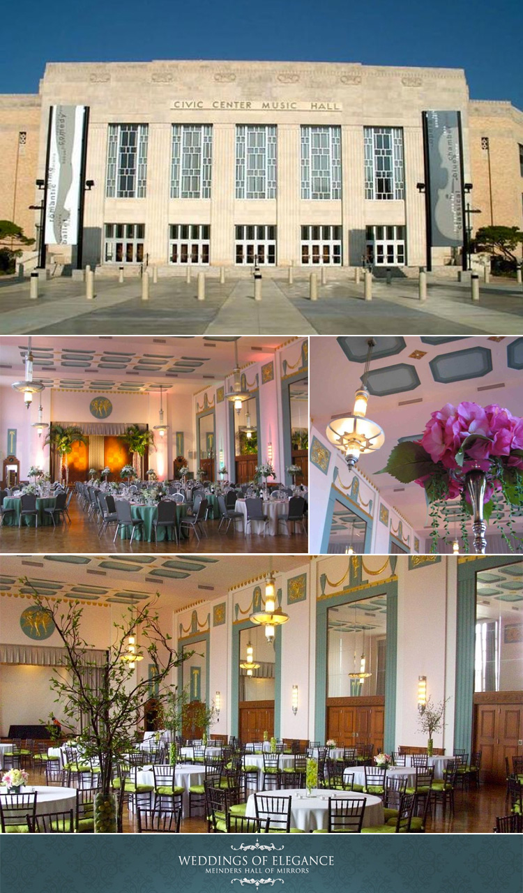 luxe location meinders hall of mirrors