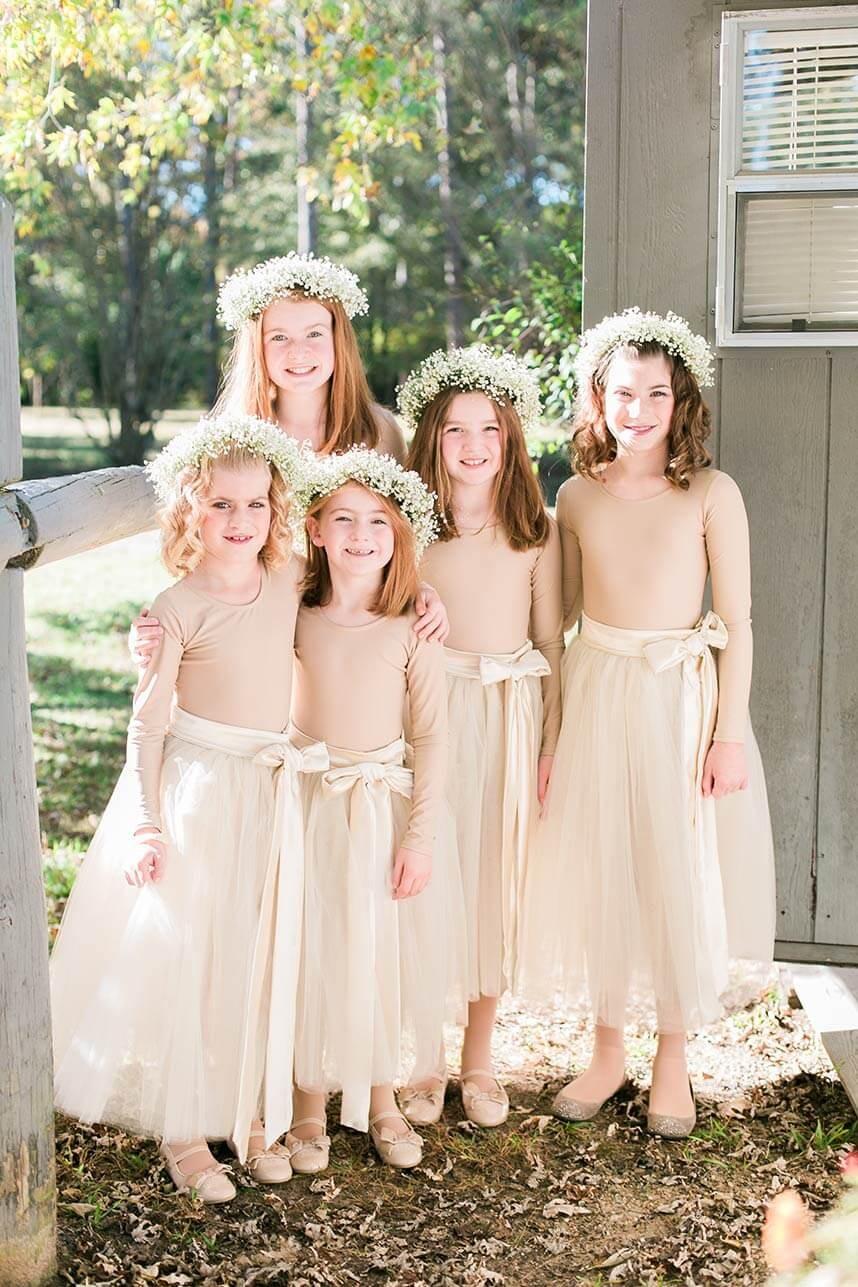 Flower Girls_Aubrey Marie Photography