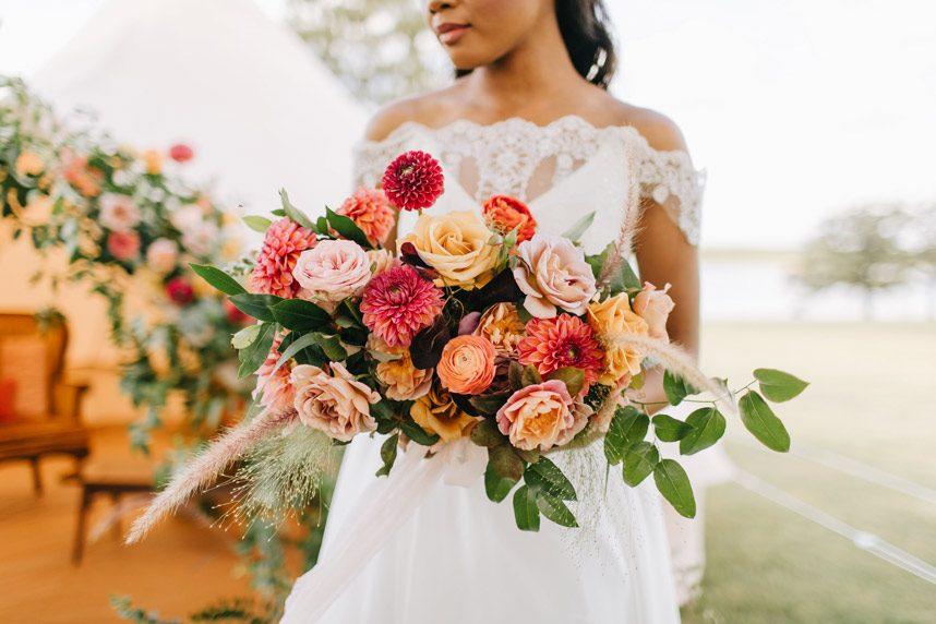 five fresh florals