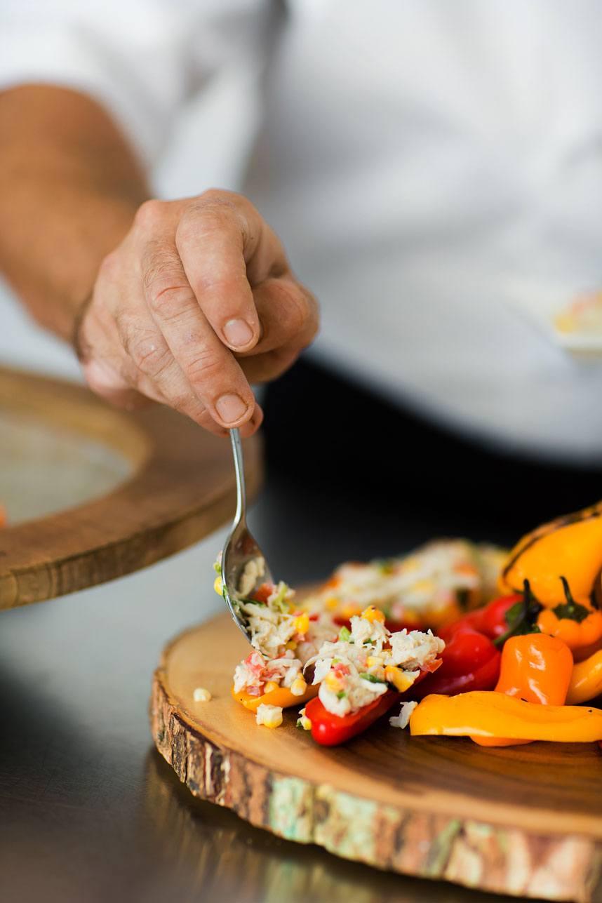 BOO Culinary Creatives Oklahoma Wedding Caterer Interurban