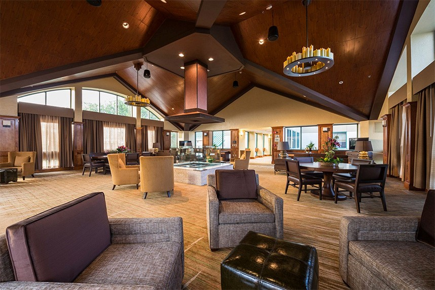 local luxe lodging