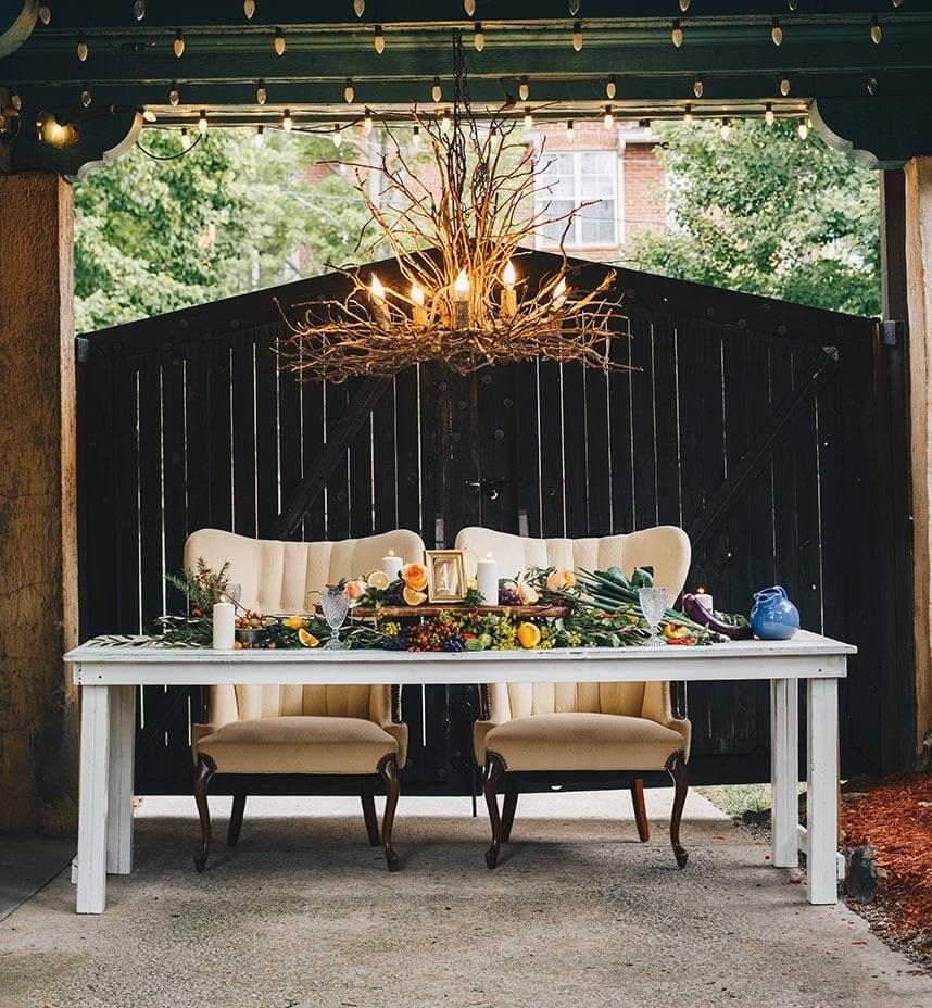 Wedding Planner - Blueberry Hill