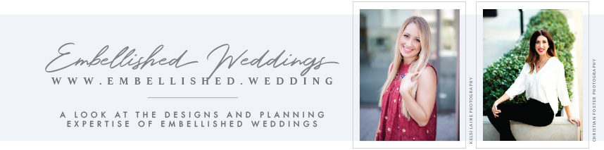 oklahoma wedding planner embellished weddings