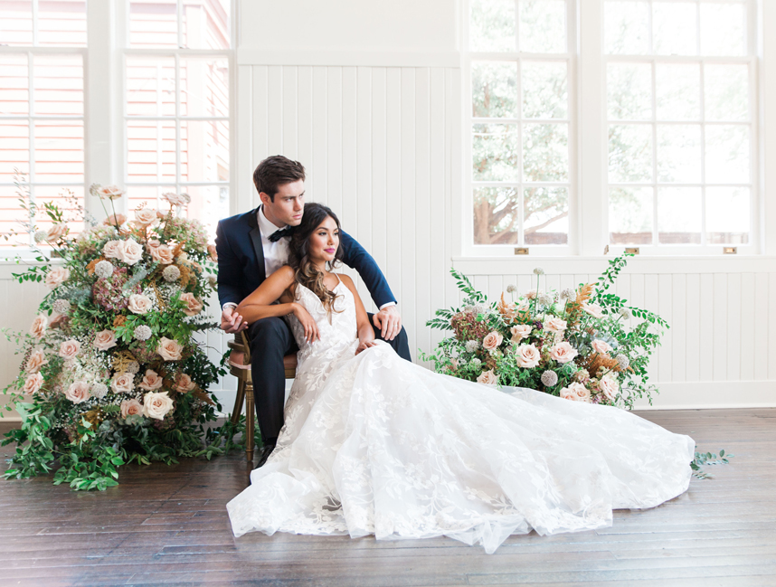 One Gorgeous Gown – Countdown to The Brides of Oklahoma Cover
