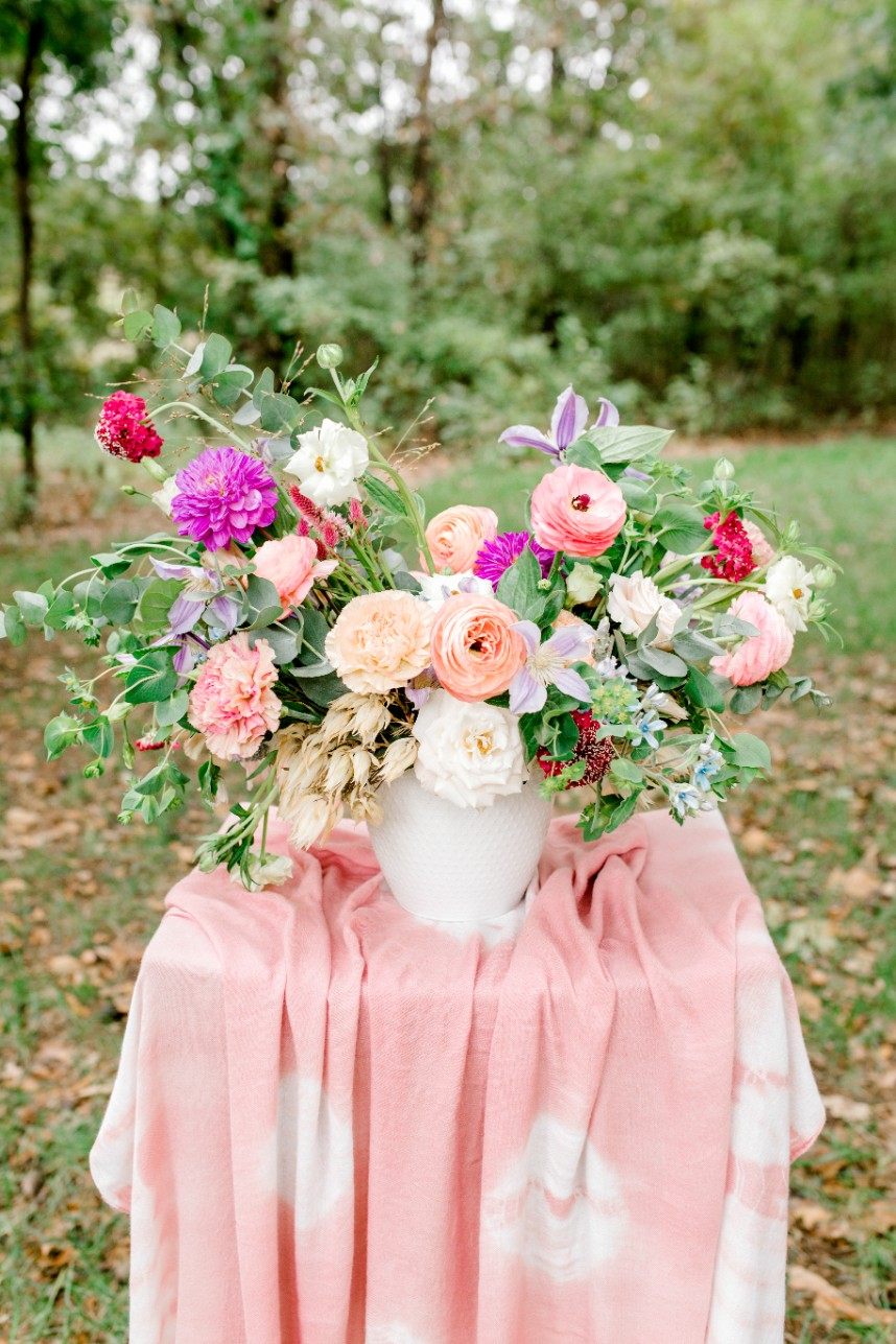 Five Fresh Florals – A Countdown to The Brides of Oklahoma Cover