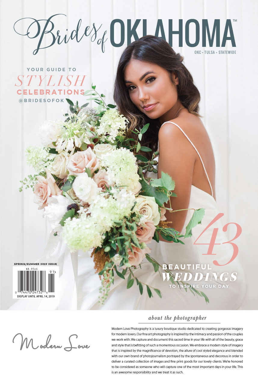 Drumroll Please! The Spring/Summer 2019 Cover is Revealed!