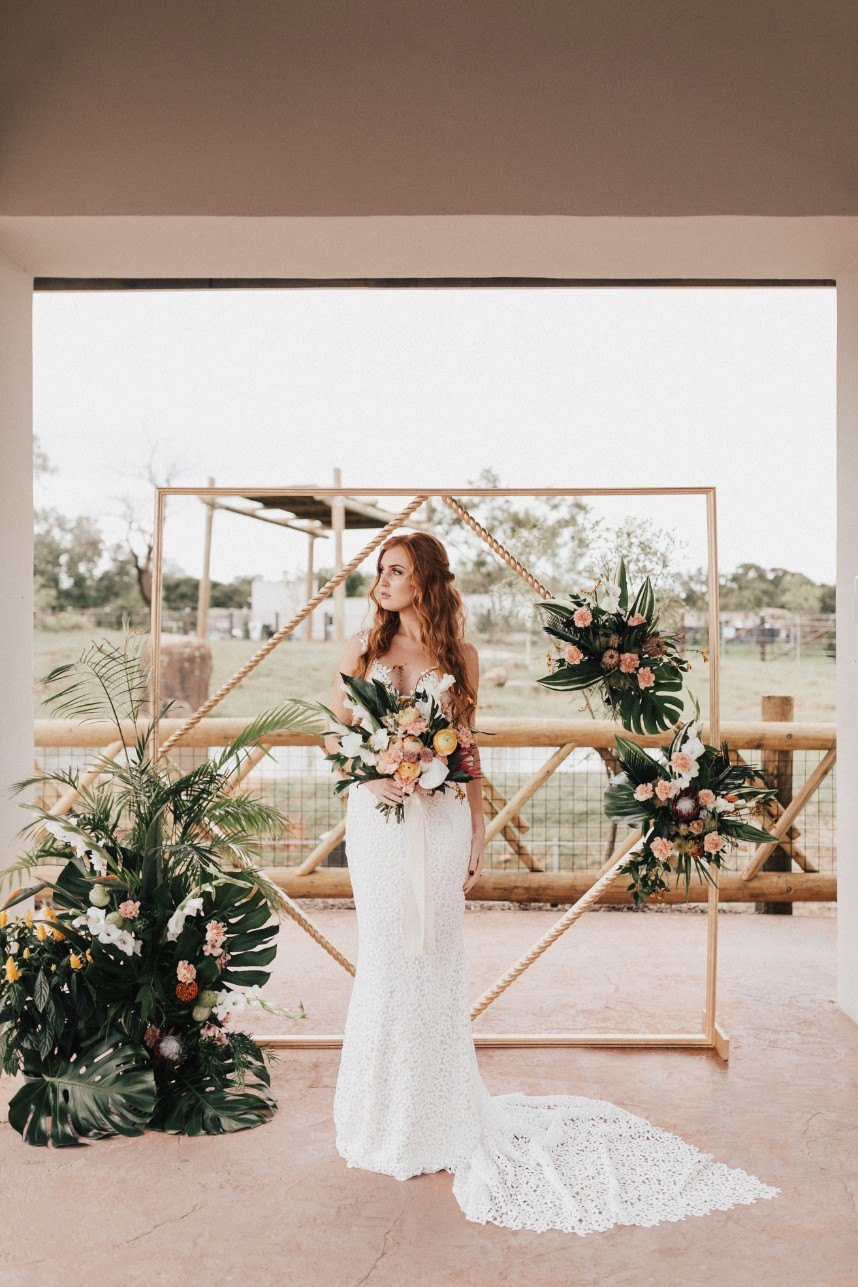 Tropical Paradise Inspired Styled Shoot By Darling Details Event Planning and Design12