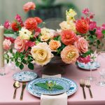 citrusy mediterranean wedding inspiration from ever something