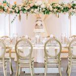 metallic glam wedding inspo from andi bravo photography