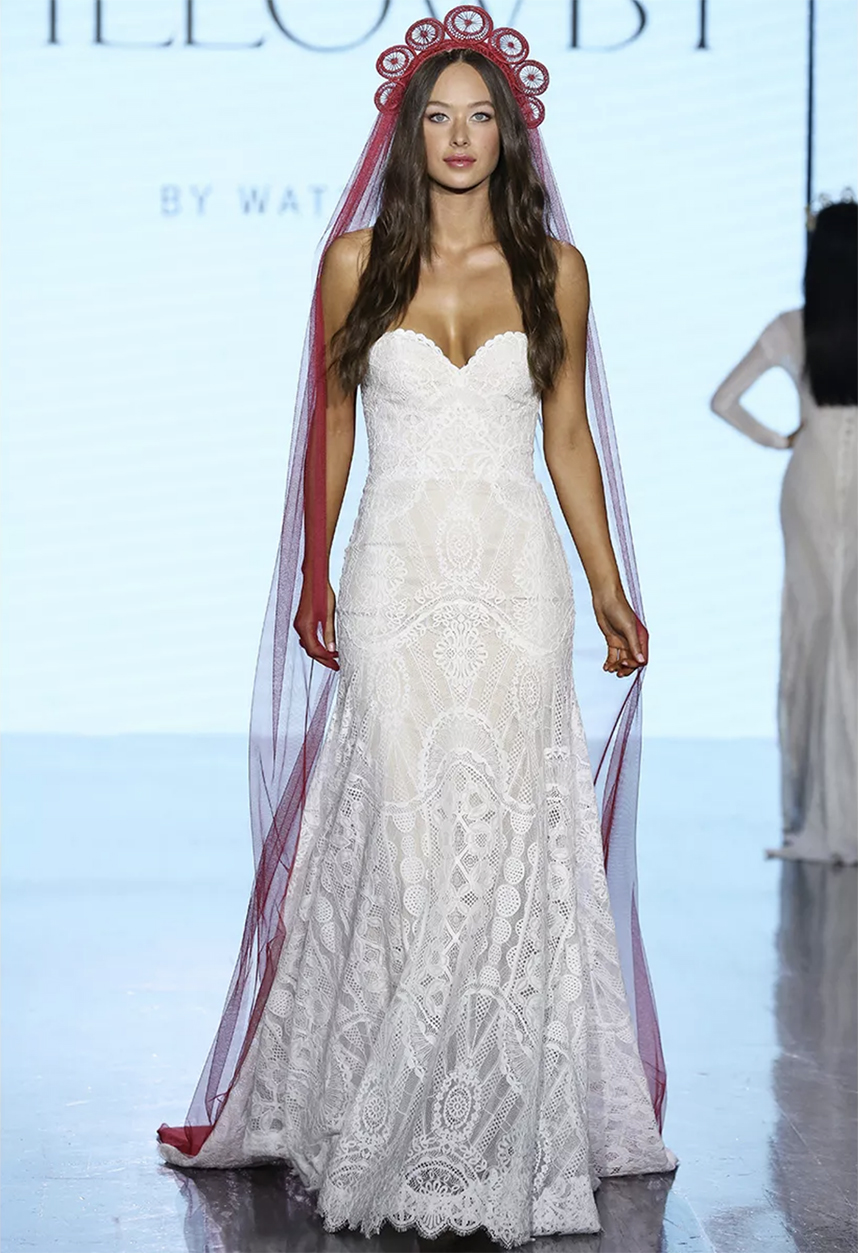 Top Three Trends from Fall/Winter 2020 Bridal Fashion Week