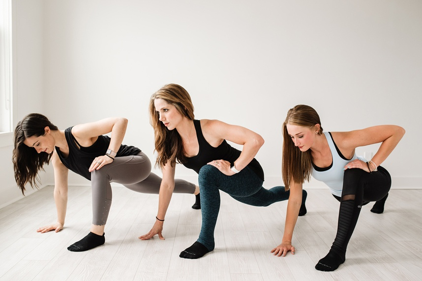 pure barre workout
