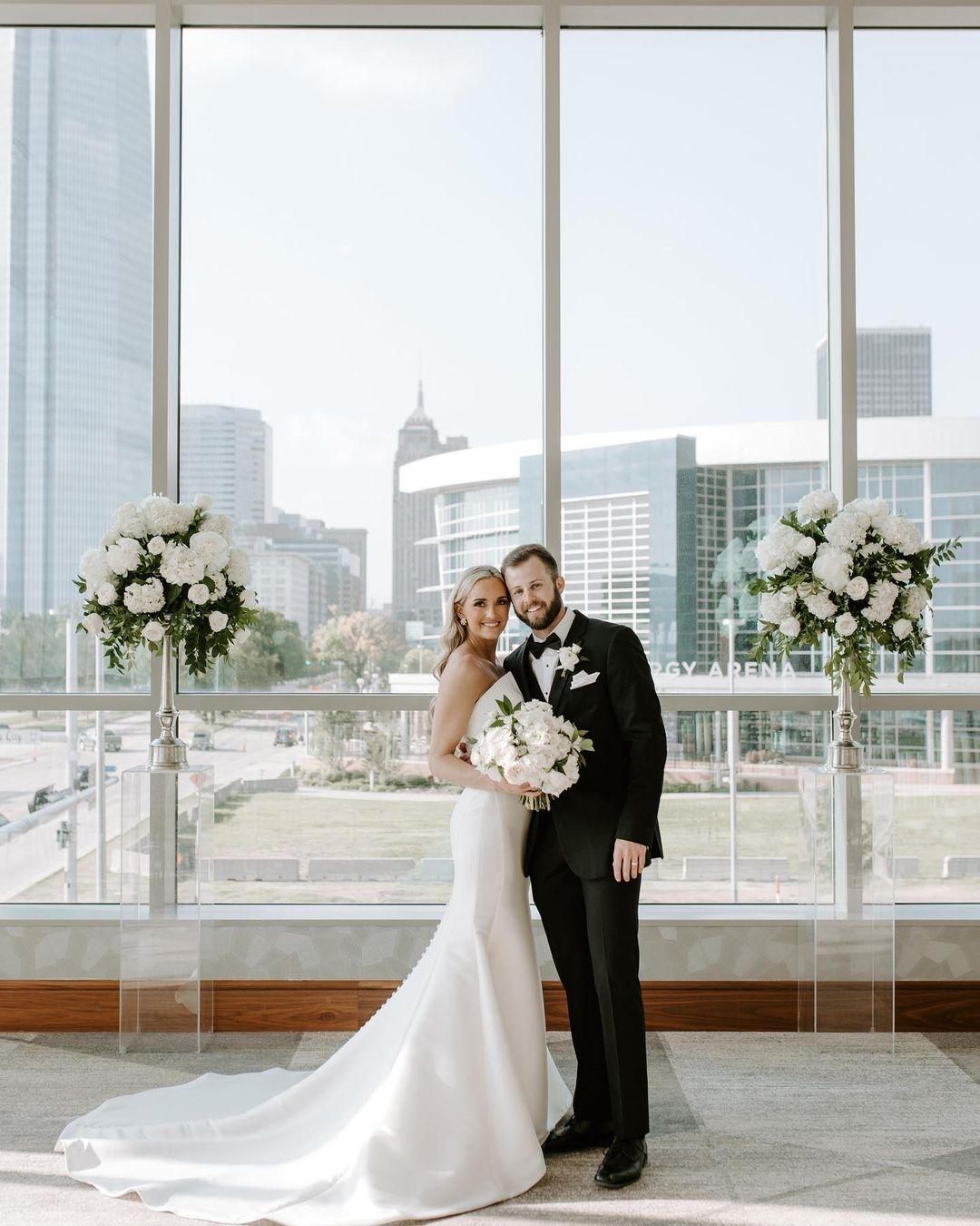 omni oklahoma city wedding