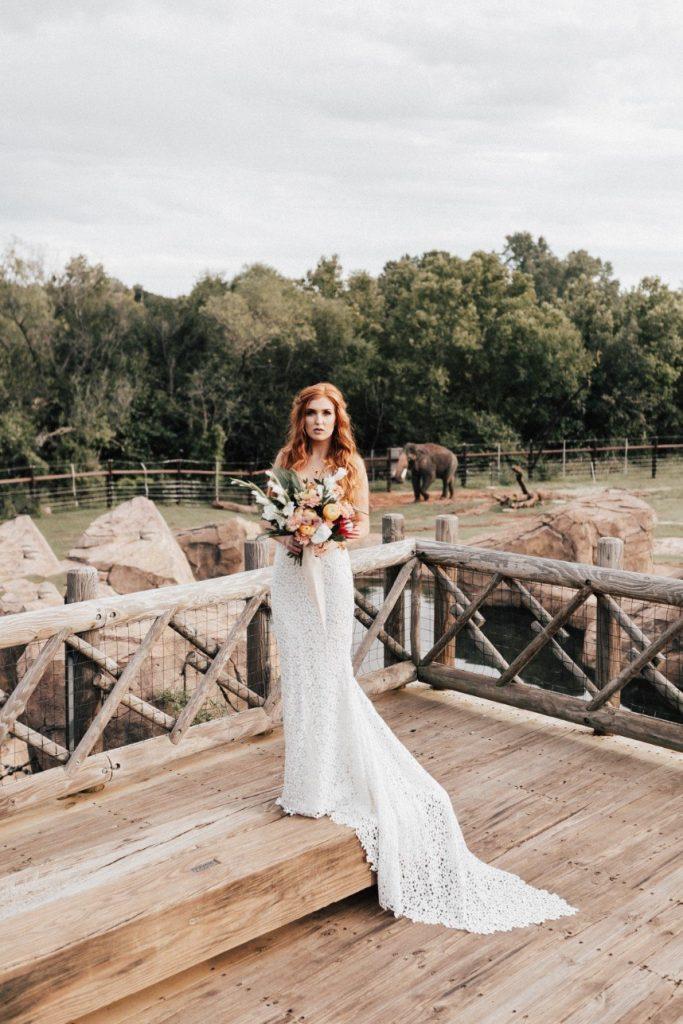 oklahoma city zoo wedding
