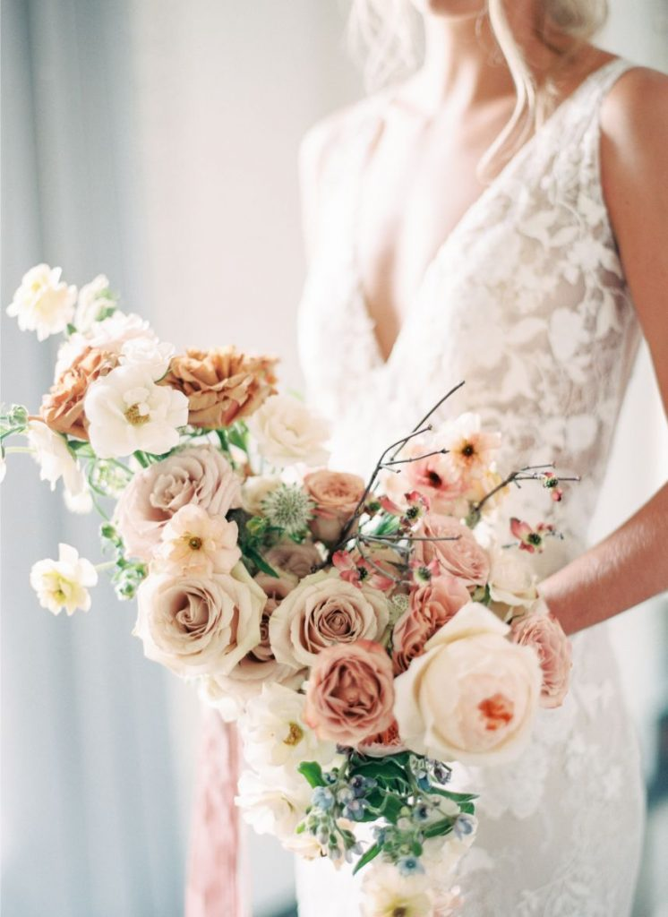 muted bouquet