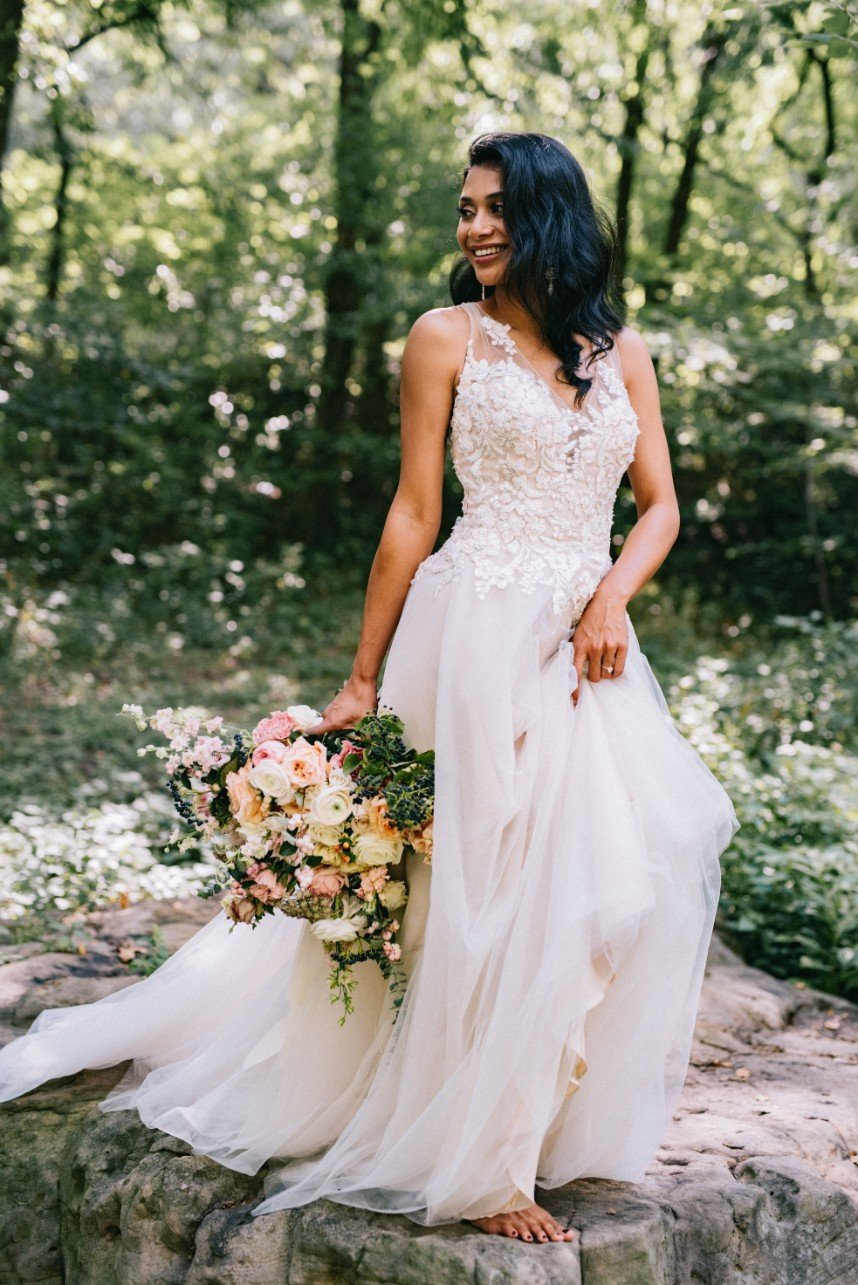 wedding gown in oklahoma   shop local