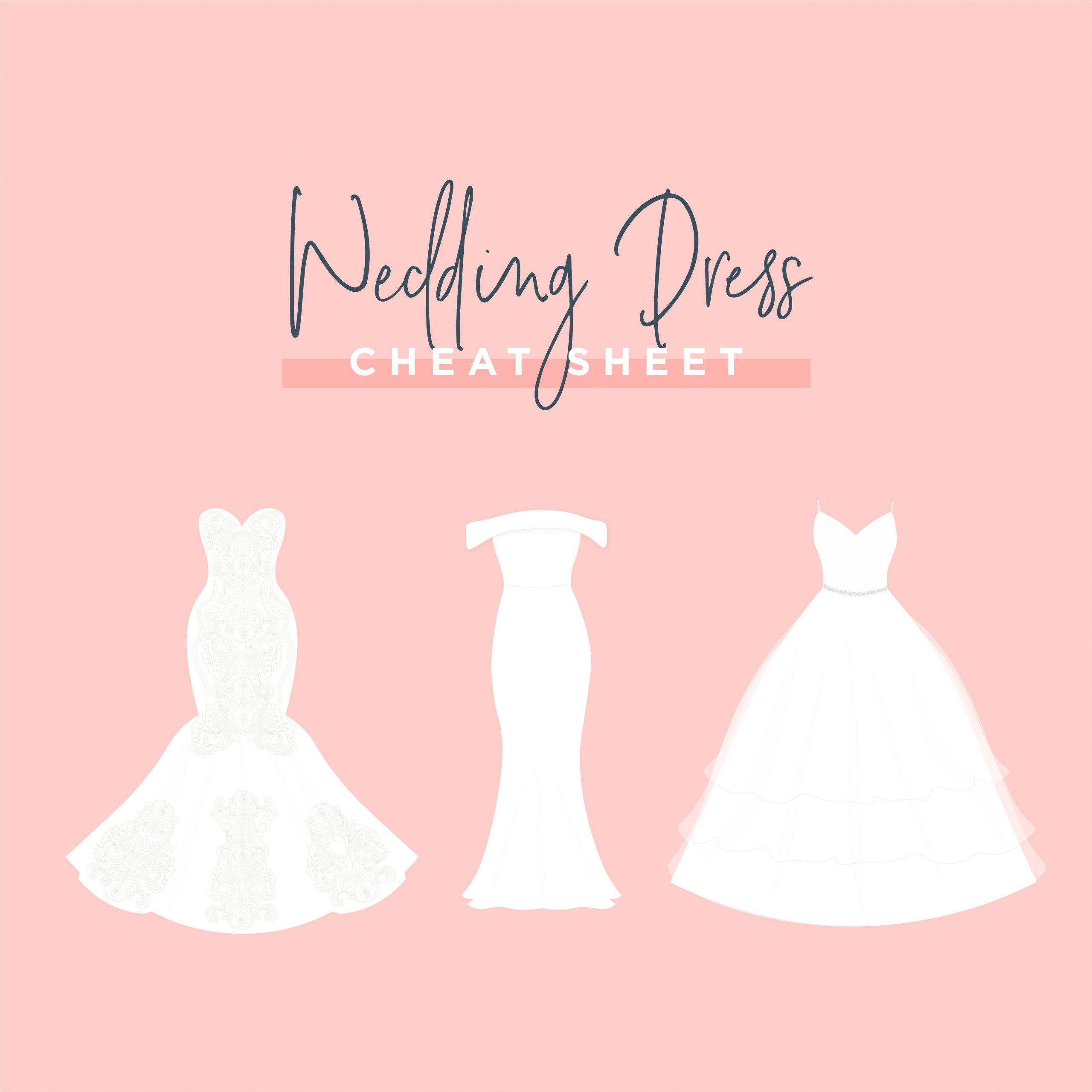 1_WeddingDressCheatSheet_Cover