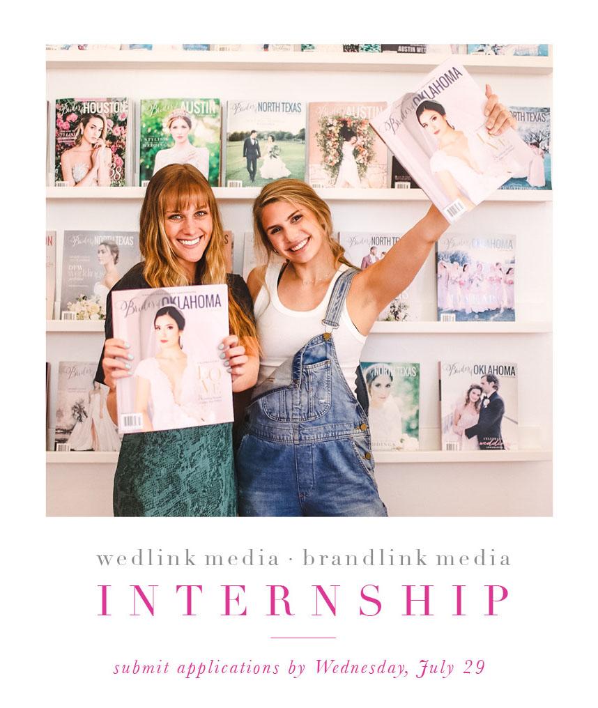 fall 2020 internship brides of oklahoma magazine
