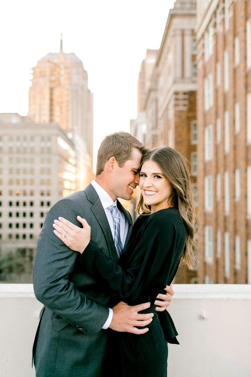 Hanna and Hayden OKC Engagement Session by Emily Nicole Photo 135
