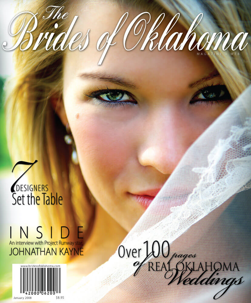 Spring Summer 2008 Issue of Brides of Oklahoma Magazine