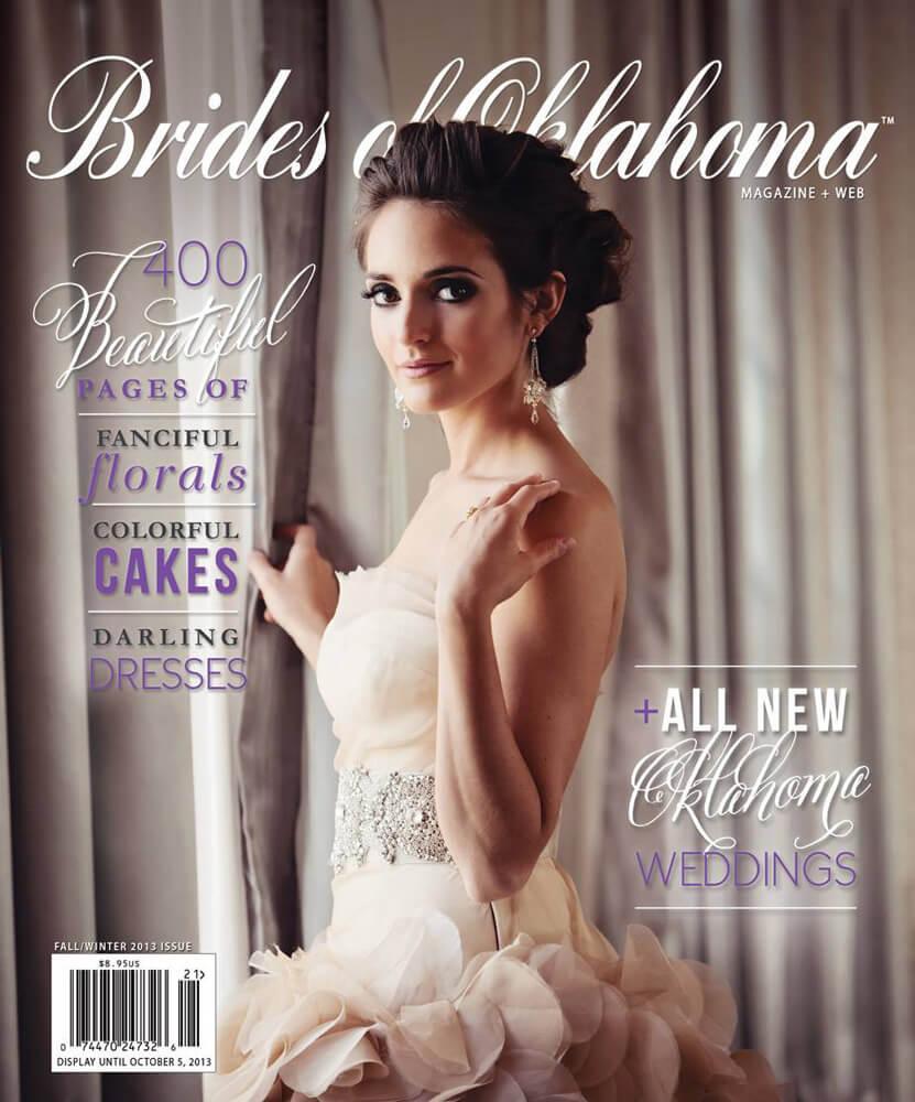 Fall Winter 2013 Issue of Brides of Oklahoma Magazine