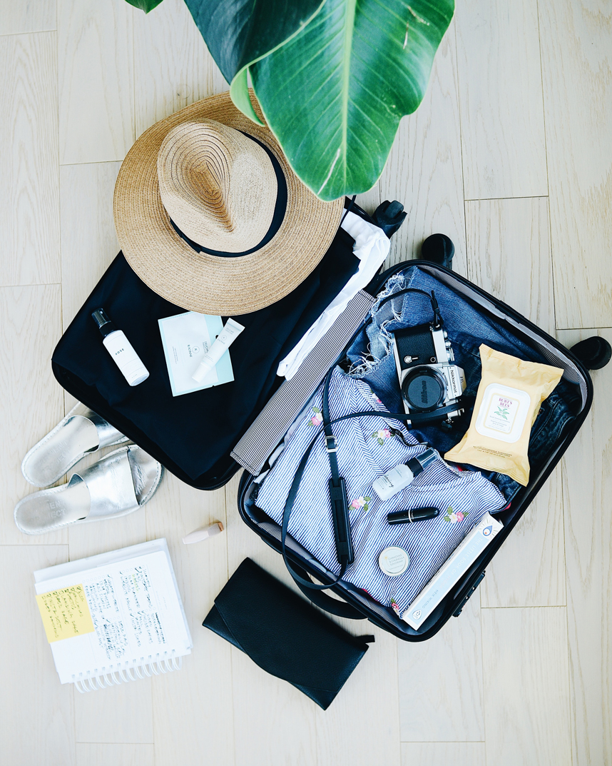 Honeymoon Packing List 1