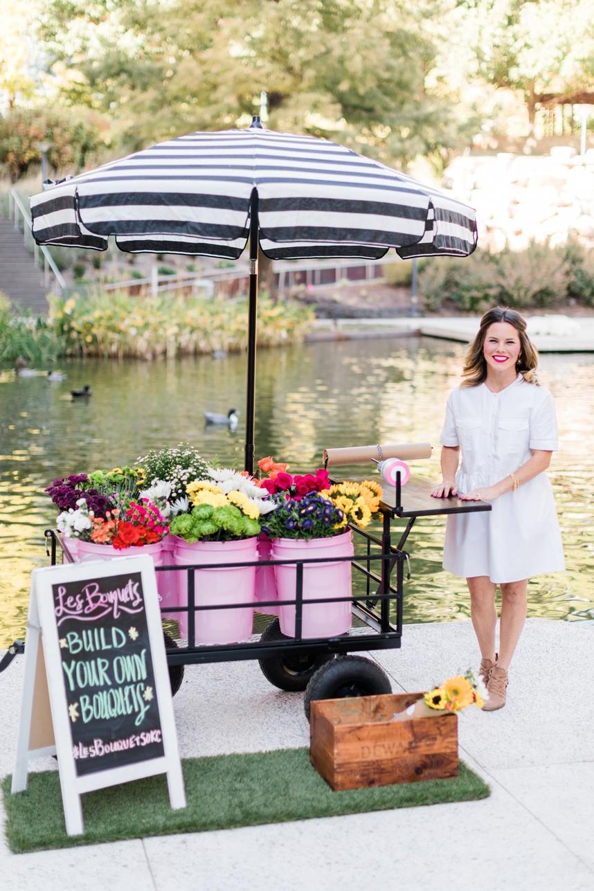 les bouquet floral bar
