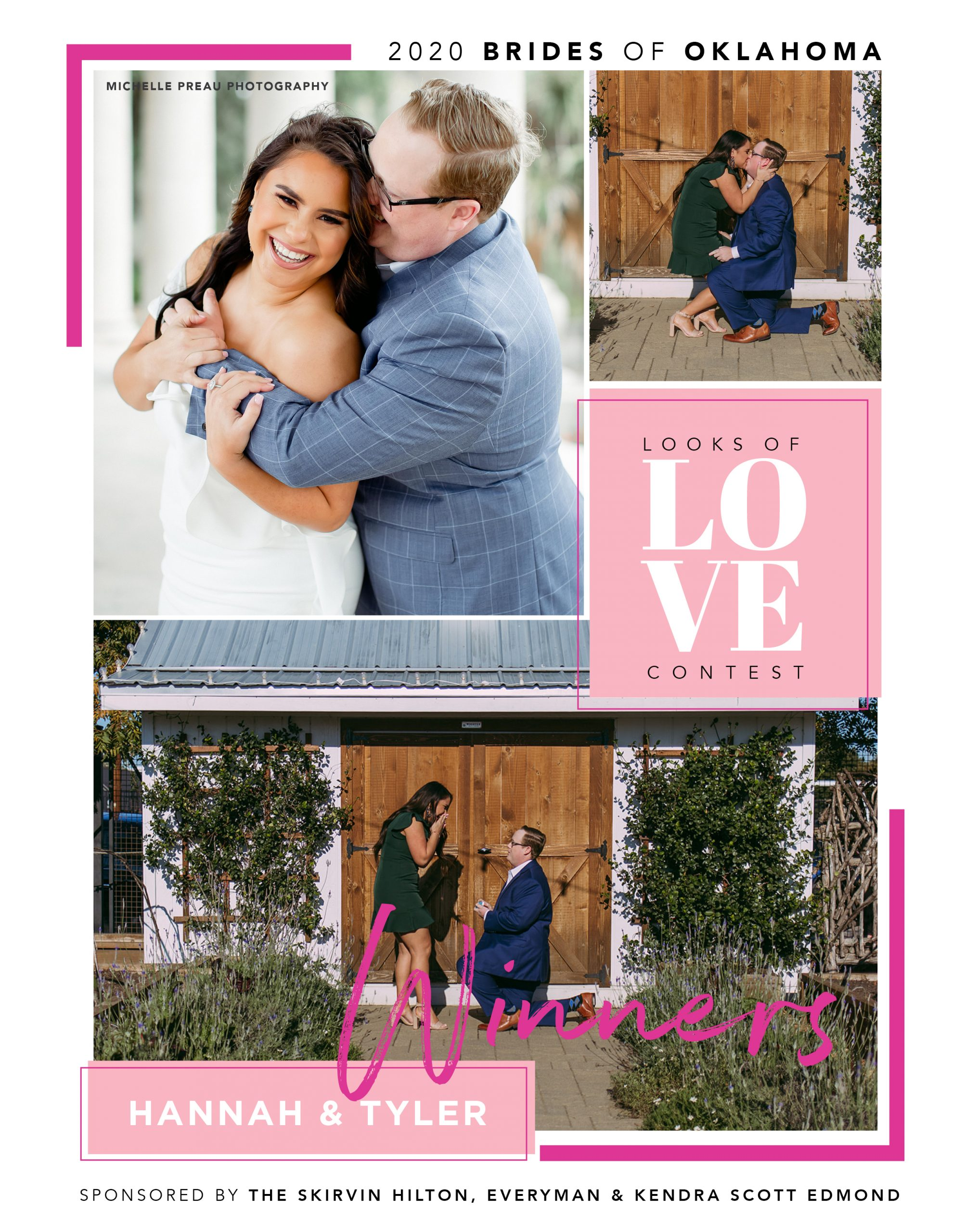 Meet our 2021 Looks of Love Contest Winners!