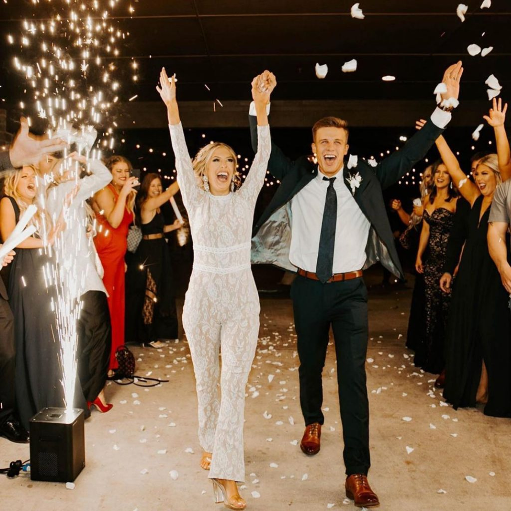 How we are going to feel when we finally emerge from quarantine – okcentertainment sparklers and all! We can't wait
