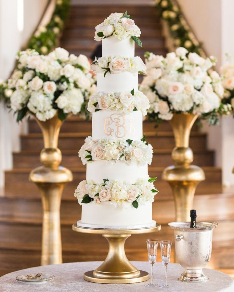 When it comes to your wedding, choosing the perfect wedding cake for your special day is a hefty task in