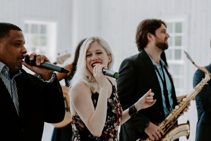 Maybe you have an idea of what songs you'd like played for each major moment of your wedding day or