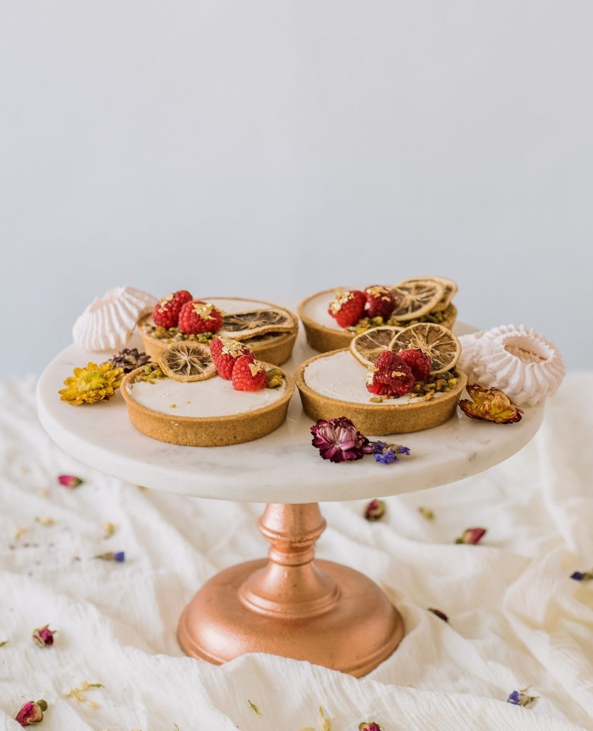 Another day, another sneak peek! Continuing on our countdown to the Spring/Summer 2021 issue, we're sharing 3 sweet treats created