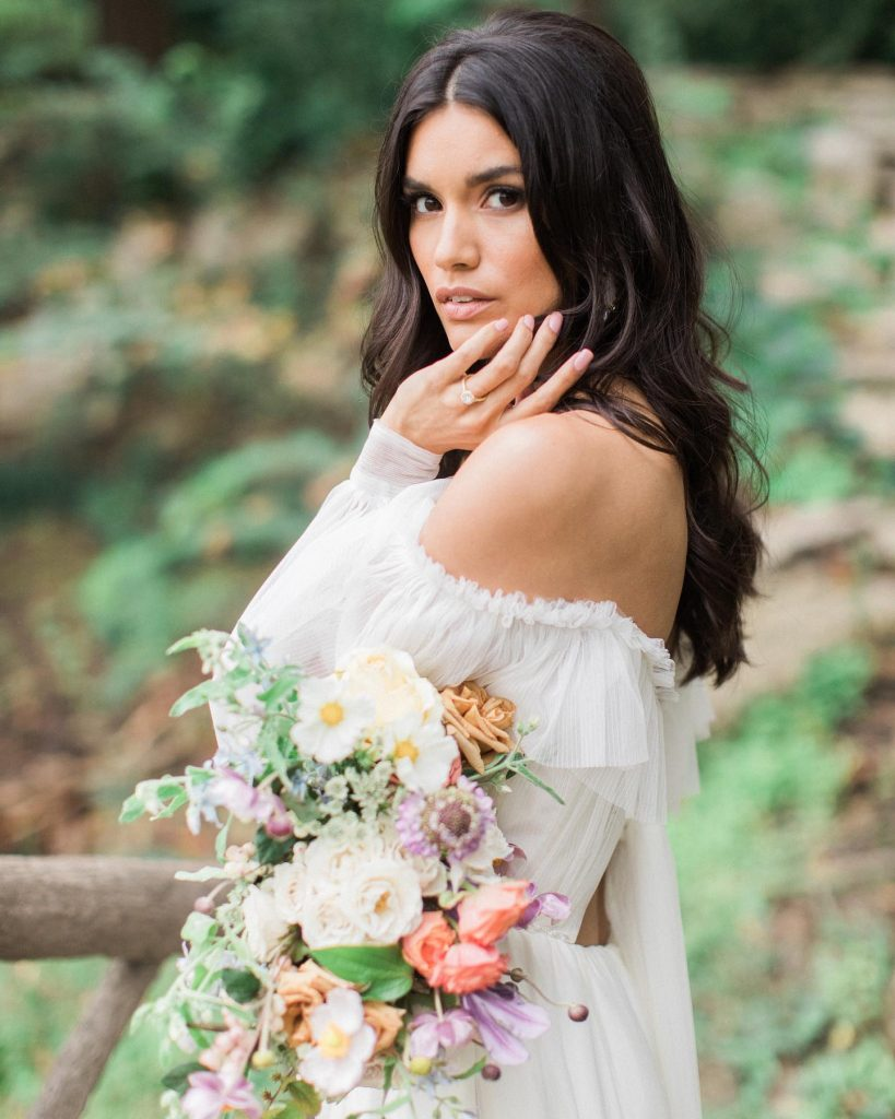 We're so incredibly excited to reveal the Brides of Oklahoma gown shoot of 2021, Modern March: the tale of a