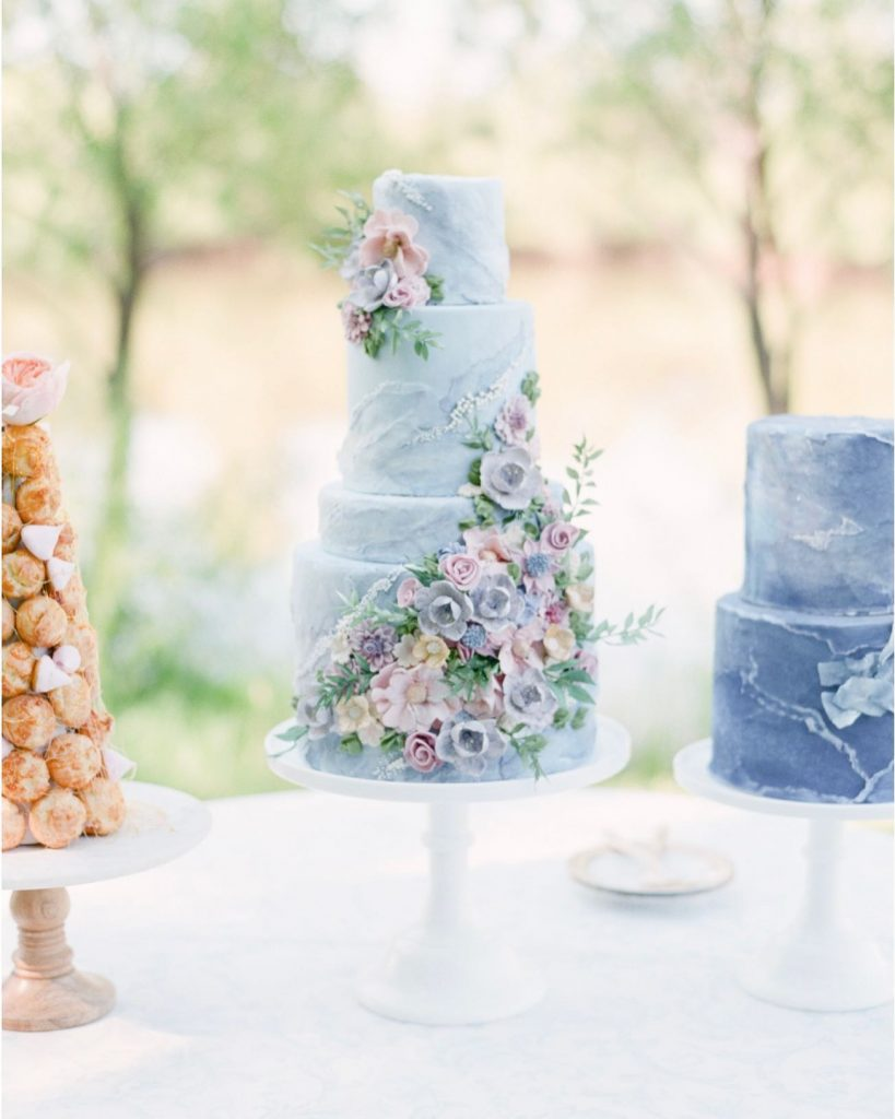 Today's obsession: The range of confections amycakes7 shows off with this delectable trio – a tower of donut holes, a