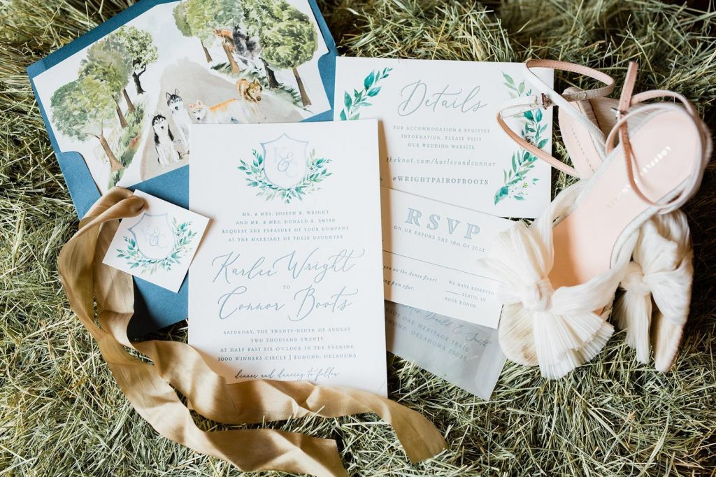 Personal details are essential to creating a memorable, unique wedding experience. Without you and your partner, your wedding would be