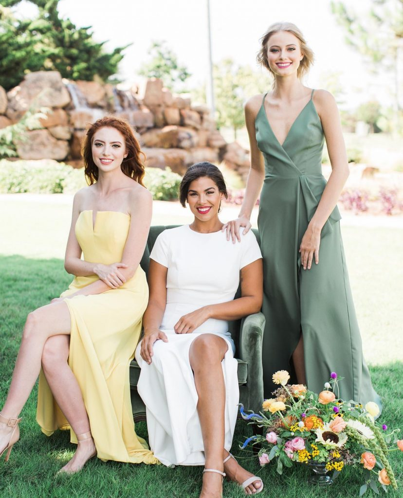 Navigating the wedding planning process can be extremely overwhelming for any bride, but starting while you're still in college can
