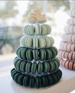 Disco Macarons