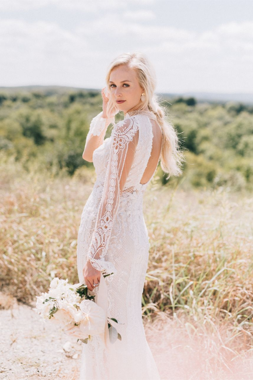 Gown Shoot Only LoveOklahoma Josh McCullock Photography Ever Something Floral 12