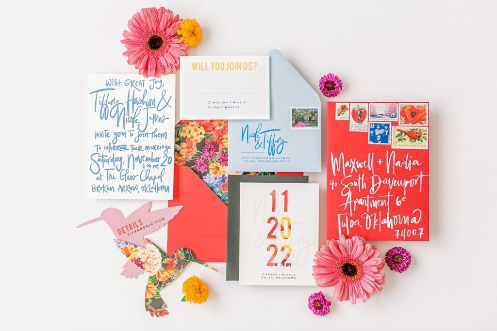 Your invitations are about so much more than just letting people know when to show up at your wedding. ?