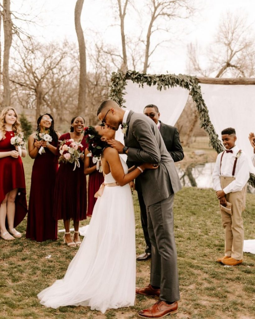 foreverborrowed organized every last detail of Tierra + Matthew's picture-perfect day including nods to their Ghanaian roots. Following the wedding,
