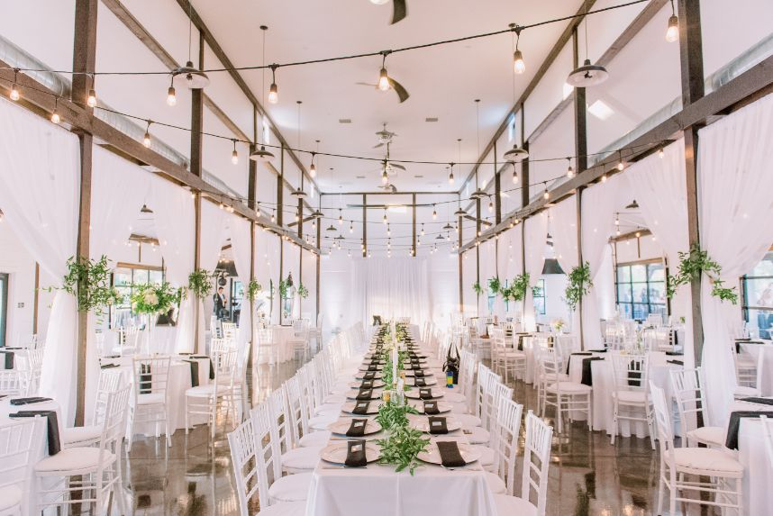 dream point ranch wedding venue