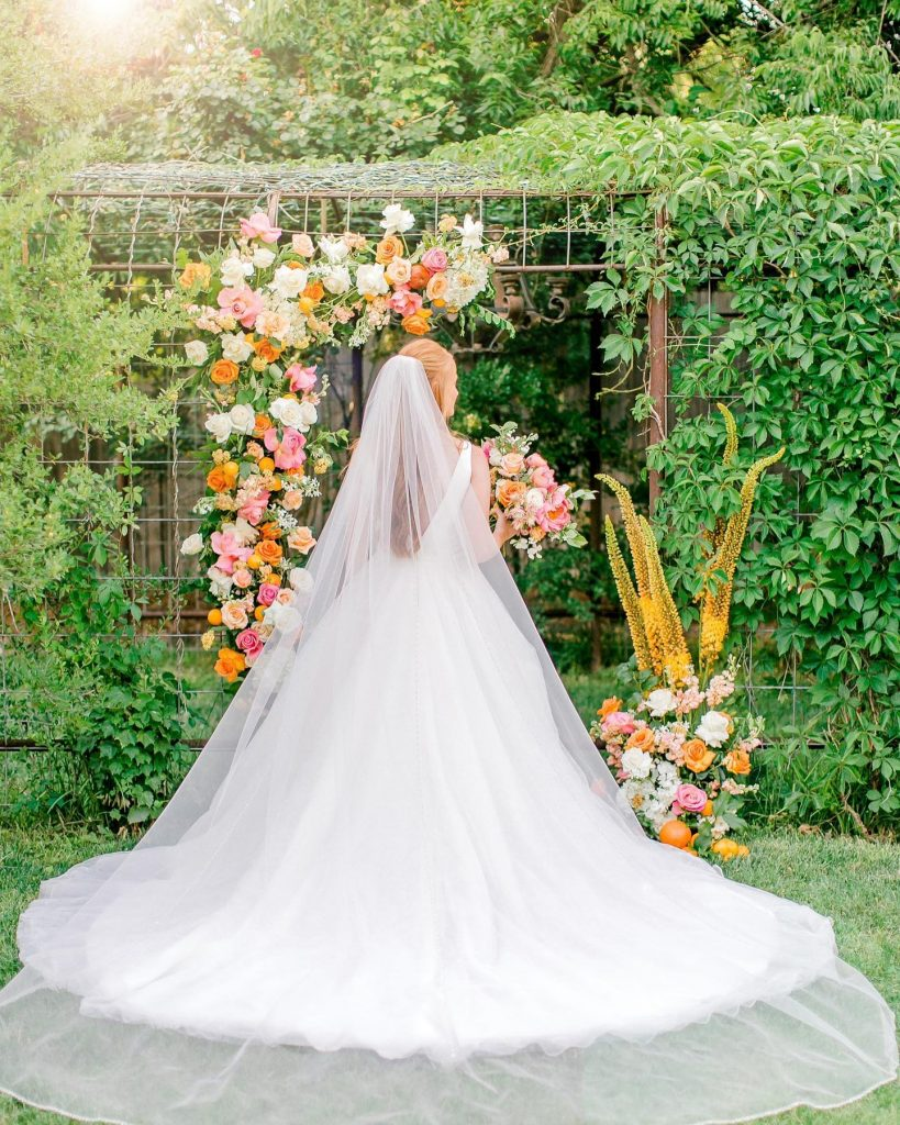 Secret garden inspo that is here 👏 to 👏 stay!👏 Quite frankly, we are amazed by the darling details that