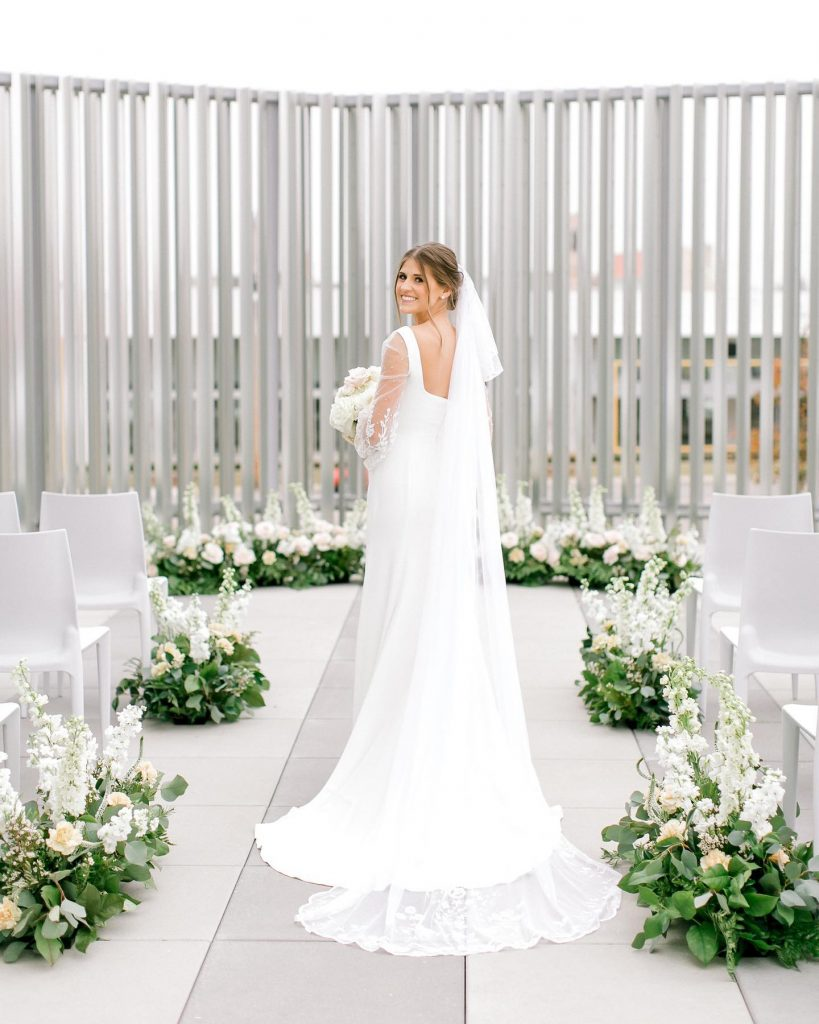 """""""purebarreedmond really helped me show up as the best version of myself for my wedding day! I felt 100% more"""
