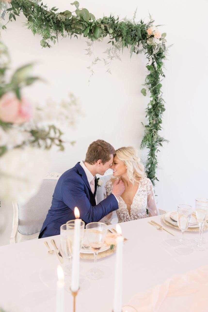 Italian romance wedding inspiration