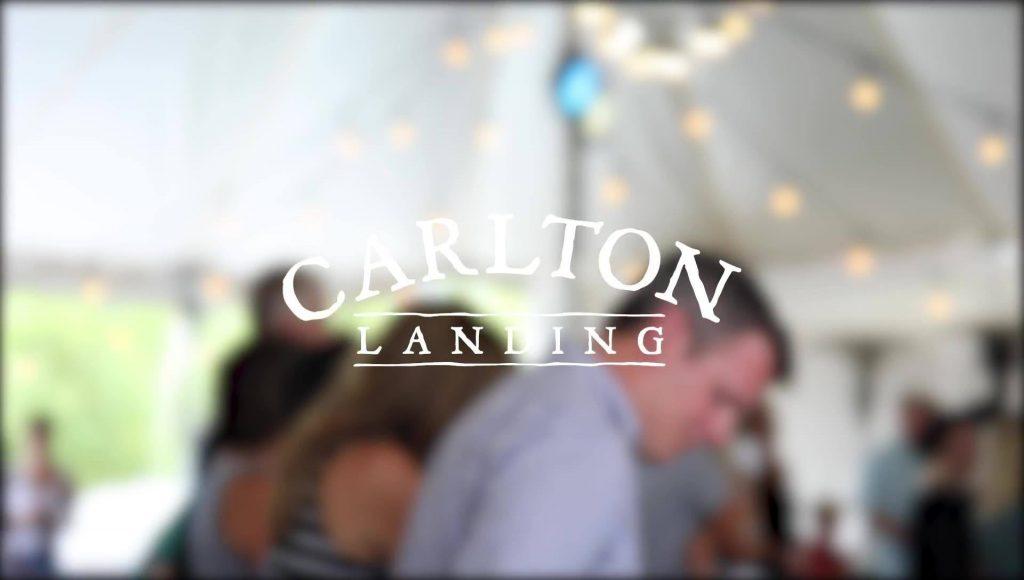 Weddings at Carlton Landing