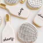 mixed sugar cookies wedding cookies