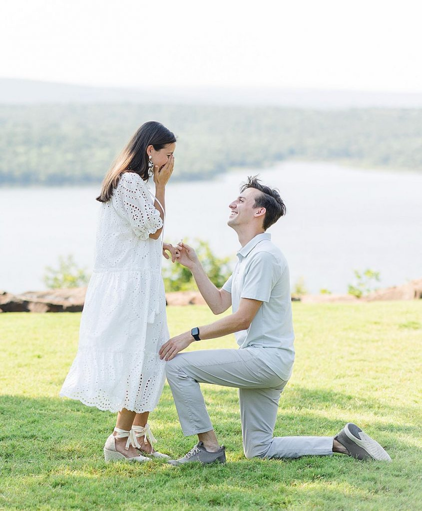 What's our favorite series to binge? A proposal series at carltonlanding of course! There's no better place to get engaged
